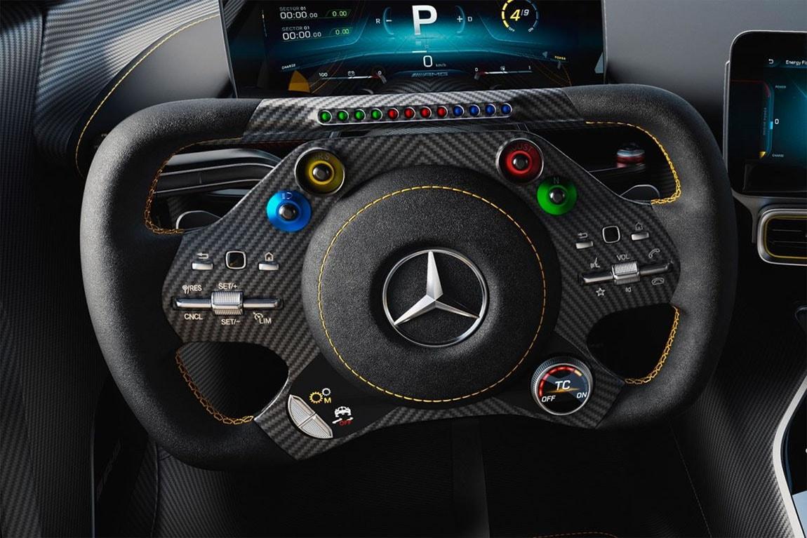 фото штурвал Mercedes