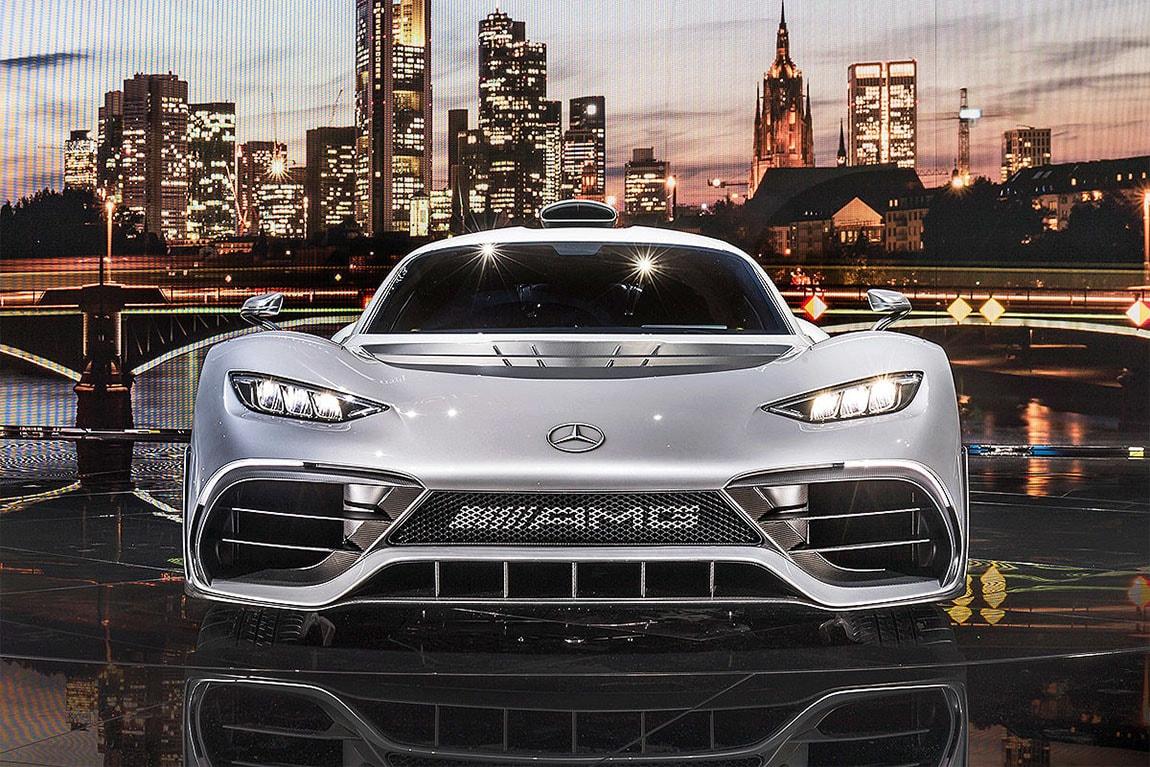 фото Mercedes вид спереди