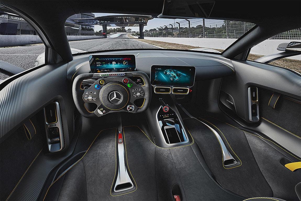 фото салон Mercedes