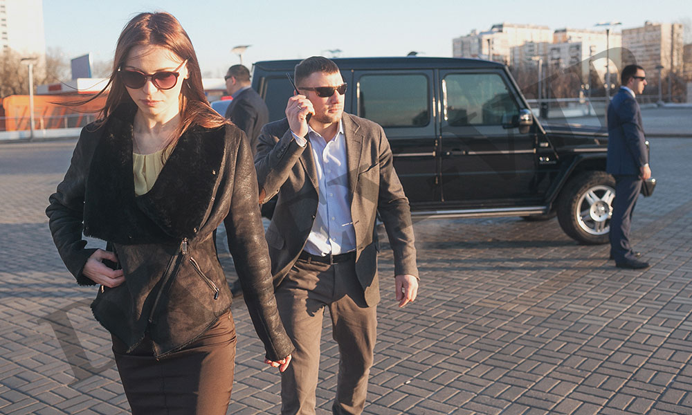 Личная охрана и сопровождение VIP в СПб