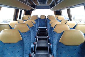 Экскурсионные автобусы в СПб - аренда, прокат