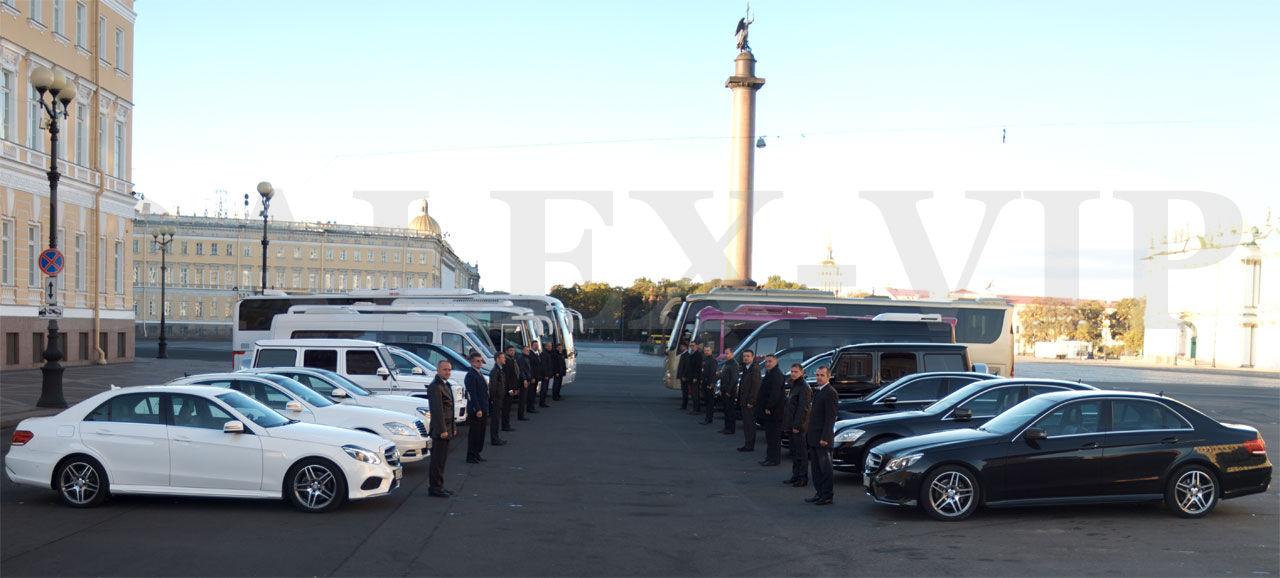 Аренда элитных ВИП авто Мерседес с водителем в Санкт-Петербурге СПб - Автопарк DALEX-VIP