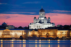 Трансфер в Хельсинки из Санкт-Петербурга СПб
