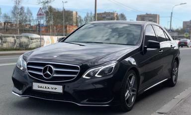 Mercedes-Benz E-Class W212 Rent A Car in St Petersburg Russia