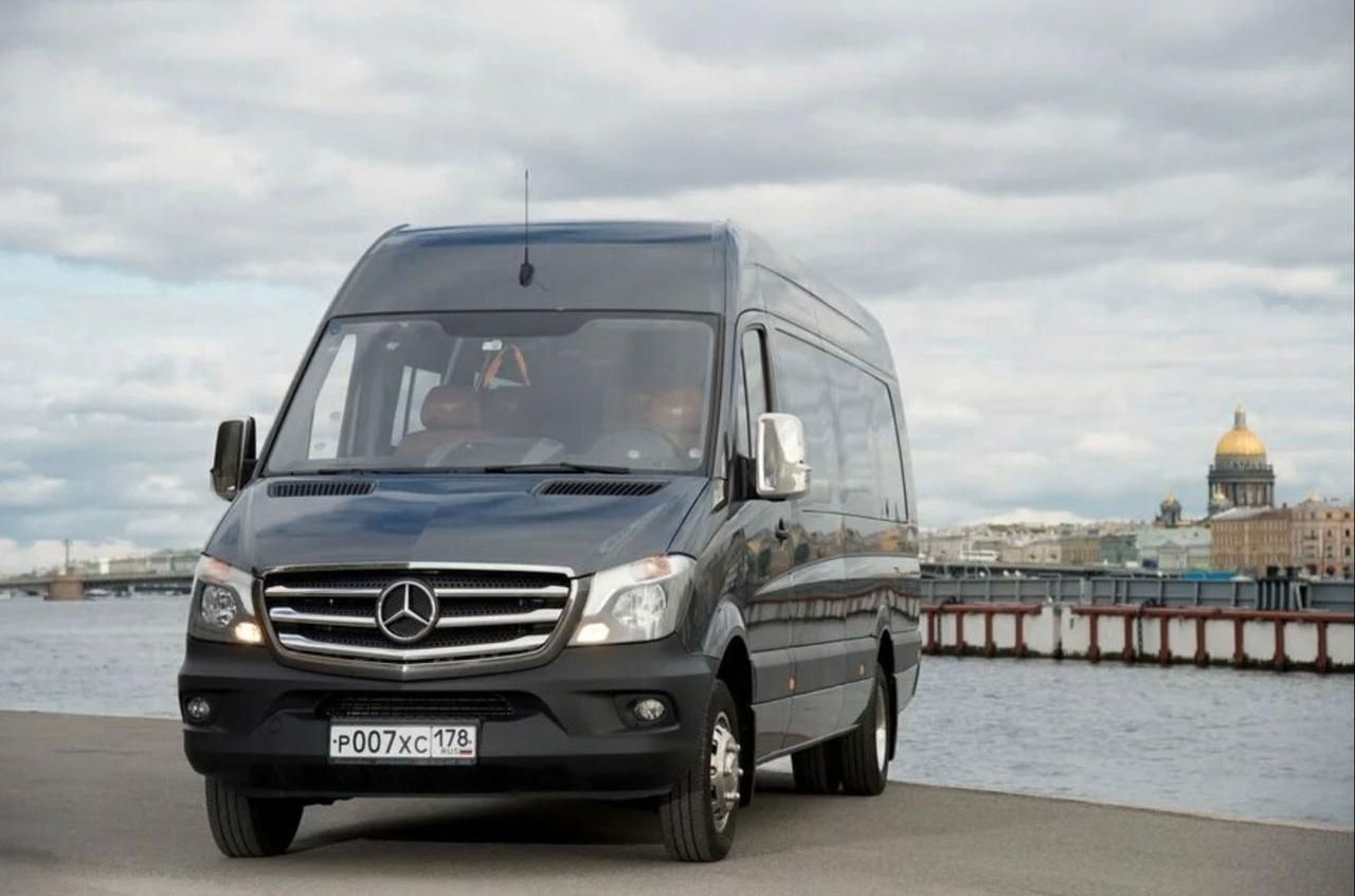 Аренда Mercedes Sprinter LUX