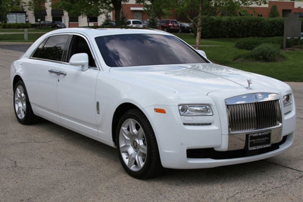 Аренда Rolls-Royce Ghost
