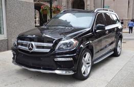 Аренда внедорожника Mercedes GL-Class