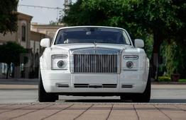 Аренда Rolls-Royce с водителем в Санкт-Петербурге (СПб)